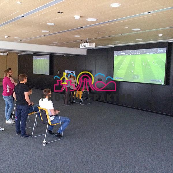 Заказать FIFA на приставке в офис