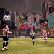 Футбол VR виртуальная реальность