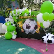 Баннер на детском дне рождения