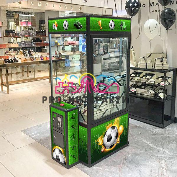 Автомат с игрушками Футбольный в аренду на чемпионат мира по футболу