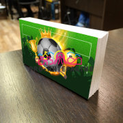 Аттракцион Magic Book Флипбук Футбольный заказать на вечеринку