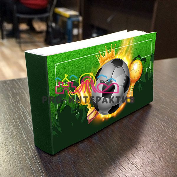 Magic Book Флипбук Футбольный