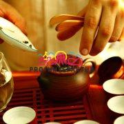 Чайная церемония на праздник