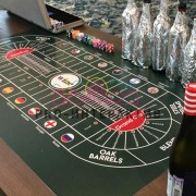 Винное фан казино на празднике