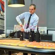 Организация винного казино на мероприятии