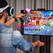 PS VR на праздник