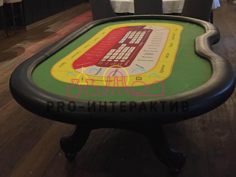 Игровой стол для винного казино