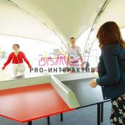 Пинг понг для 4х в аренду