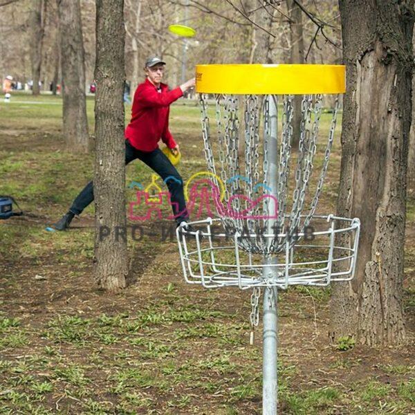 Диск-гольф в аренду на мероприятие
