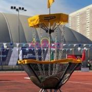 Аренда диск гольфа | необычное спортивное упражнение на праздник