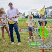 Диск-гольф в аренду на сспортивное мероприятие