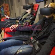 Аттракцион с очками виртуальной реальности