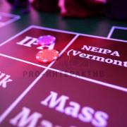 Полотно пивного казино