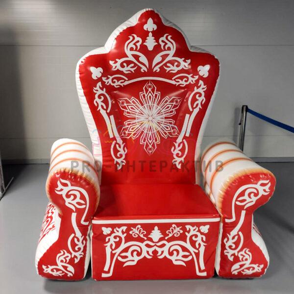 Прокат новогоднего трона