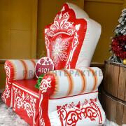 Красный вариант кресла