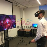 Организация корпоратива с VR