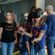 """VR """"Блок Сплит"""" в аренду на праздник"""
