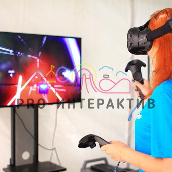 Аренда VR Аттракциона Block Split
