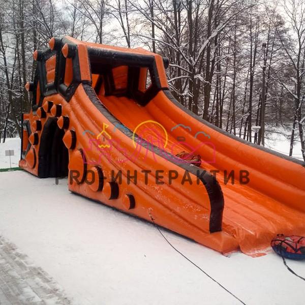 Горка ледянка Мост 2.0 в аренду на праздник