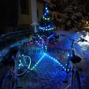 Аренда велоёлки на зимние праздники