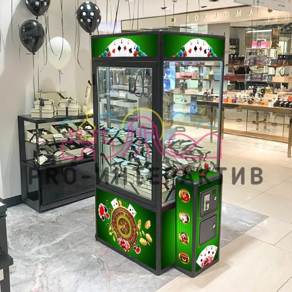 Автомат с игрушками кран машина казино в аренду