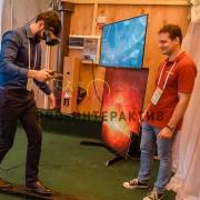 Прыжок с небоскрёба VR Аттракционы в аренду