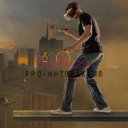 VR Прыжок с небоскрёба в аренду
