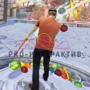 Аренда приставки с игрой Фруктовый ниндзя vr