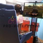 Прокат VR аттракциона на праздник