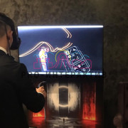 Виртуальный художник VR в аренду на праздник