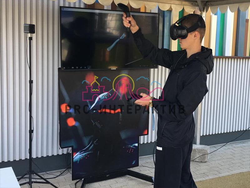 Граффити VR в аренду