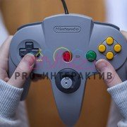 Аренда приставки Nintendo 64