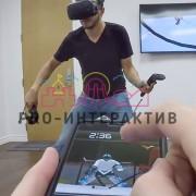 Арендовать очки виртуальной реальности с игрой хоккей