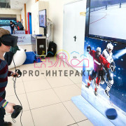 Организация аттракционов с VR очками