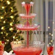 Заказать пунш на праздник с фонтаном для напитков 1