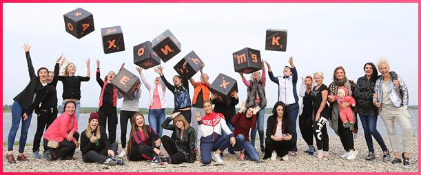 Организация праздников женщинами