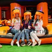 Аренда надувного аттракциона Кроты 2.0 на спортивный праздник