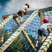 Гонка Гладиаторов - полоса препятствий в аренду на спортивный праздник