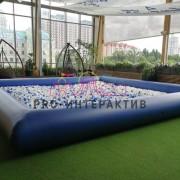 Семи метровый бассейн