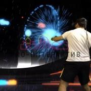 Аттракцион с VR очками - горячий диджей
