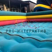 Надувной батут детская площадка