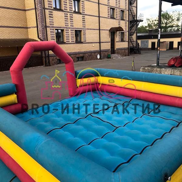Аренда надувного комплекса Детская площадка