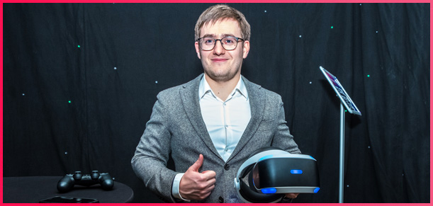 VR развлечения на праздник