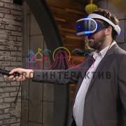 Фэнтези турист VR аттракцион в аренду на праздник1