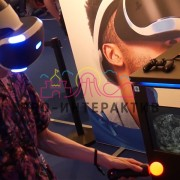 Фэнтези турист VR аттракцион в аренду на праздник4