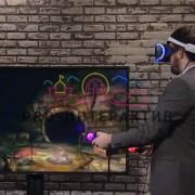 Фэнтези турист VR аттракцион в аренду на праздник7