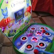 Колотушка котики кроты в аренду на праздник