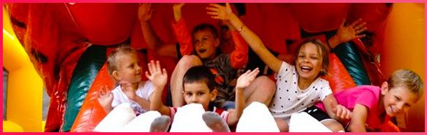 Детские аттракционы на праздник дня защиты детей