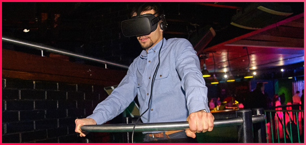 Аттракционы VR