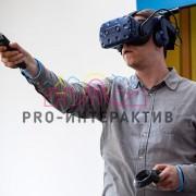 Виртуальные бои в аренду VR
